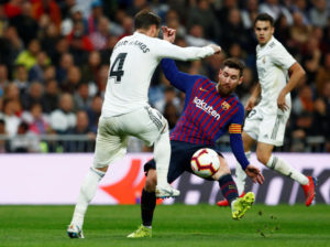 FC Barcelona Real Madrid streaming live? Streama Barca vs Real gratis!