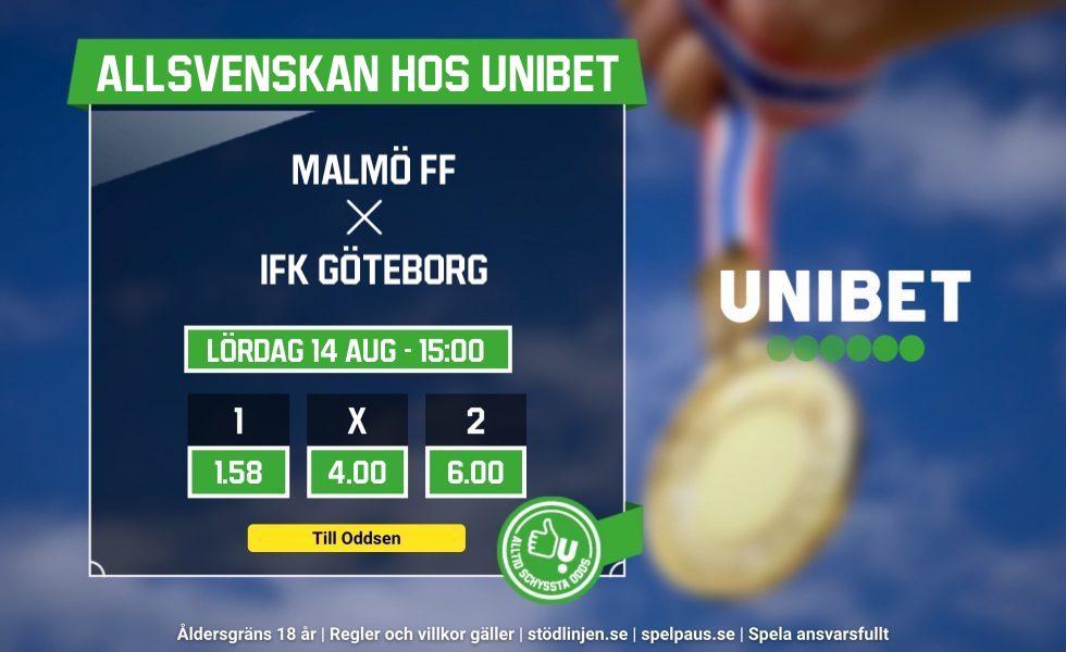 Malmö FF IFK Göteborg streaming