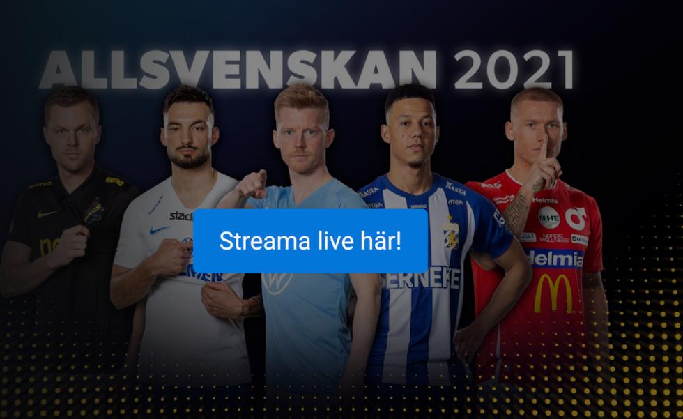 Hammarby AIK live stream gratis? Streama Bajen vs AIK live online stream!