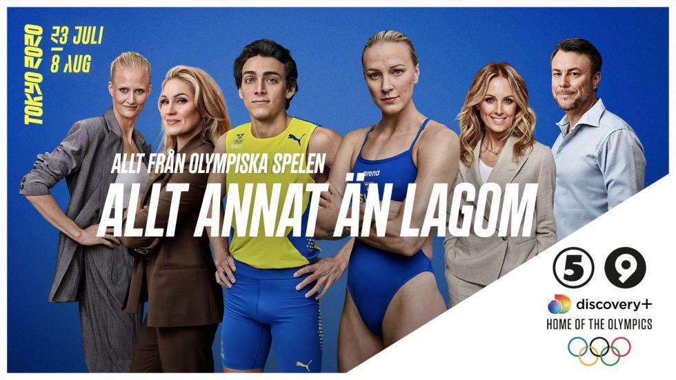 streama Sverige Australien OS live